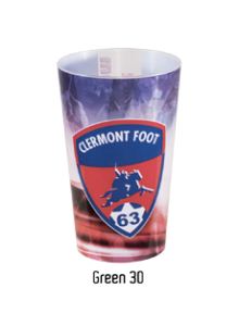 clermont-foot green 30