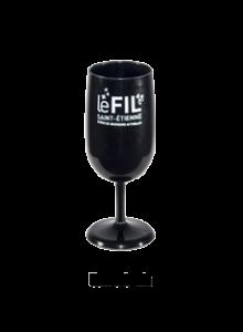 fil-noir verre à vin