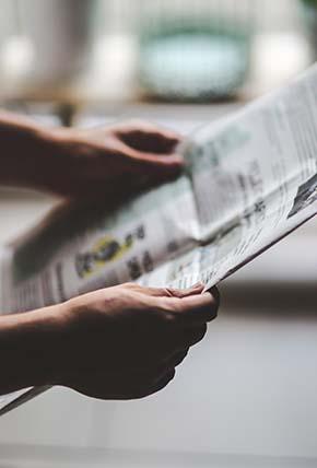 Les journaux qui parlent des gobelets Greencup