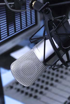 A la radio, ils parlent des gobelets Greencup